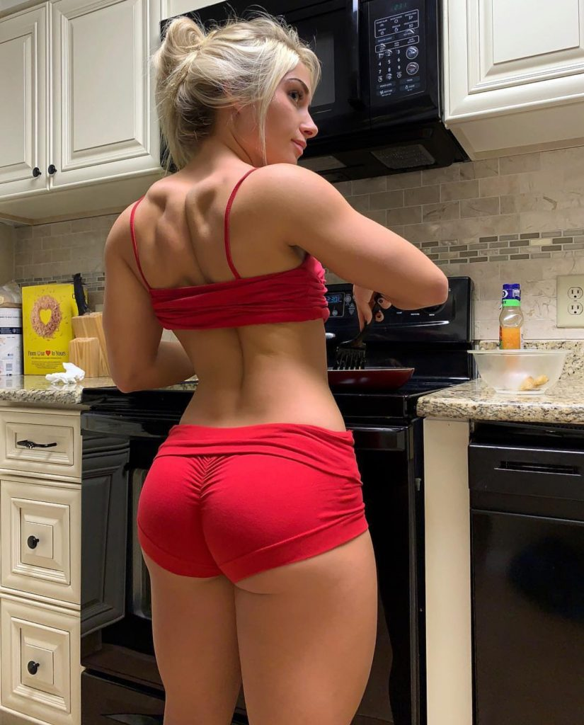 Carriejune-booty-shorts