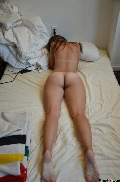 bare-prone-butt