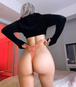 Breathtaking White Girl Ass