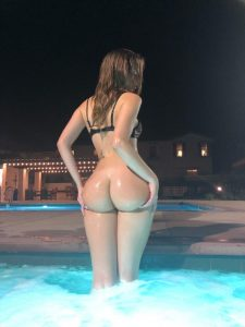 Perfect Wet Booty