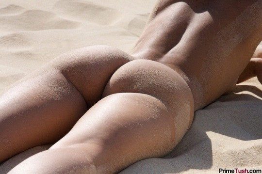 sandy-beach-butt
